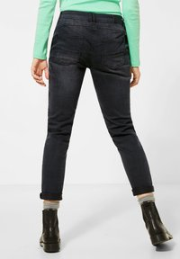 Cecil - Relaxed fit jeans - grau - 2