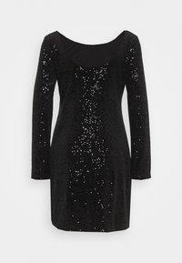 comma - Cocktail dress / Party dress - black - 1