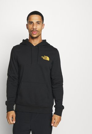 WALLS ARE MEANT FOR CLIMBING - Hoodie - black
