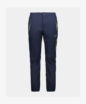 MAN PANT - Outdoorové kalhoty - nero