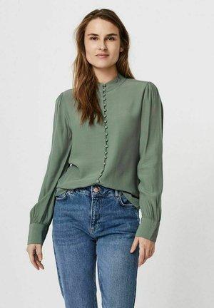 JAPANISCHER - Button-down blouse - laurel wreath