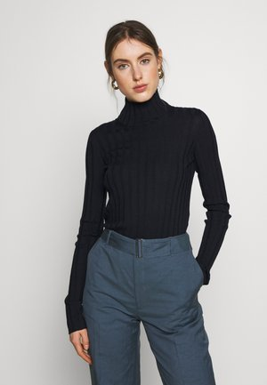 WENDY TURTLENECK  - Strickpullover - navy