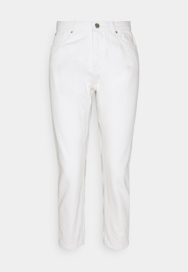 ONLKELLY  LIFE  - Jeans baggy - white