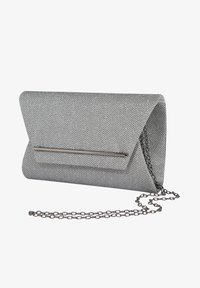 Vera Mont - Across body bag - schwarz/silber - 0