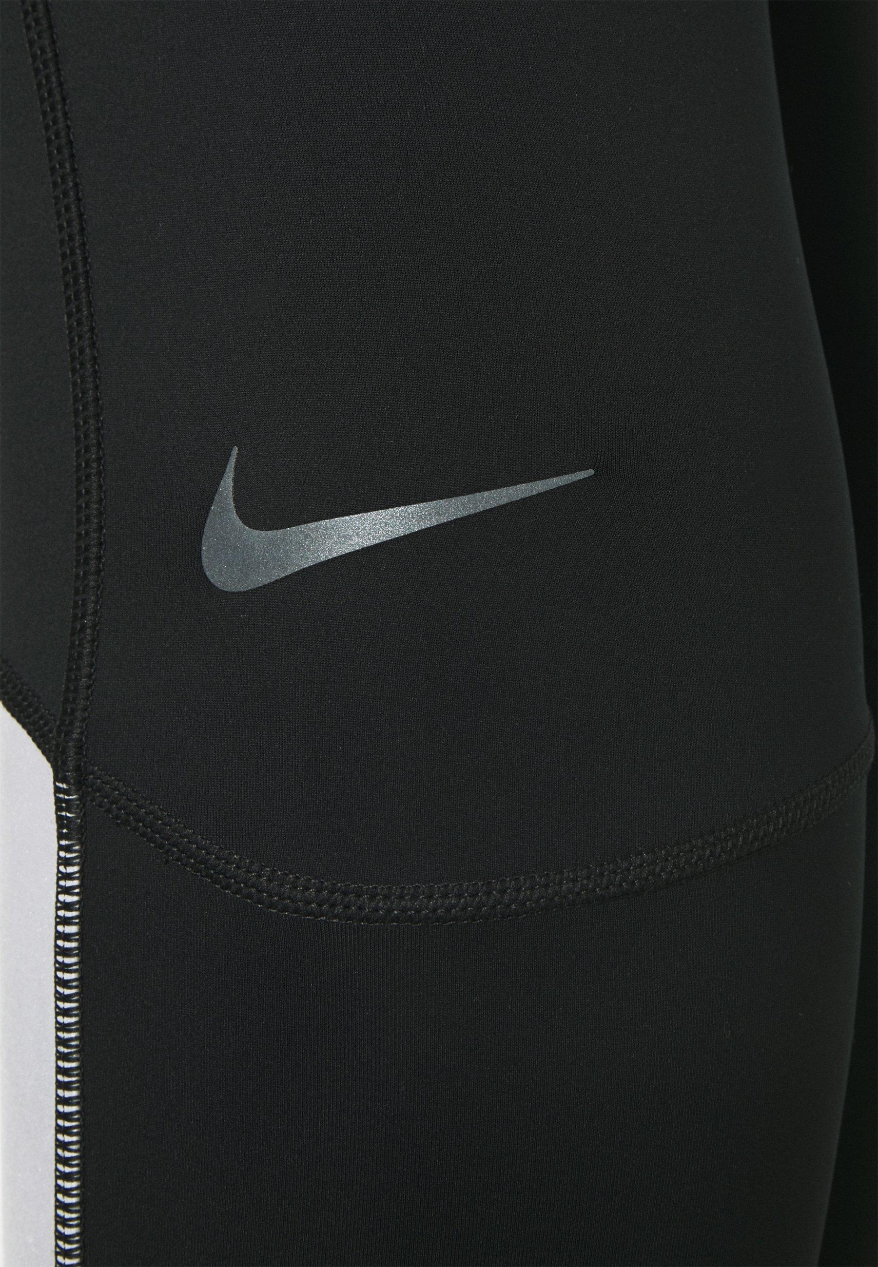 Nike Performance RUN EPIC - Trikoot - black I3ncA