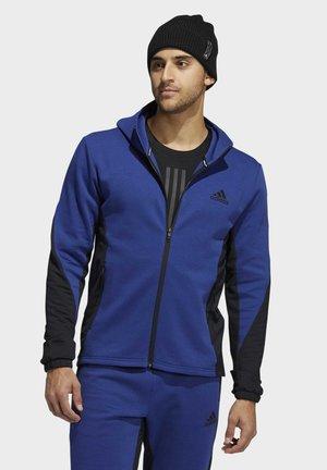 Felpa con zip - victory blue