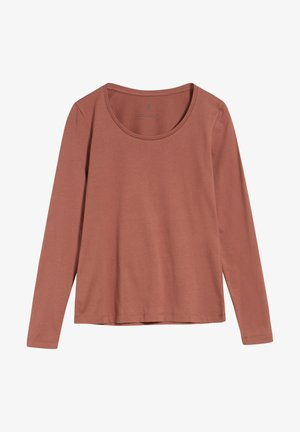 ELEAA - Long sleeved top - copper glow