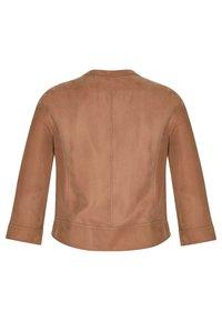 LeComte - UNIFARBENEM - Light jacket - braun - 1