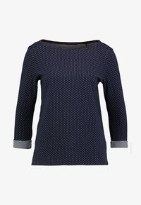 s.Oliver - 3/4 ARM - Long sleeved top - navy - 4