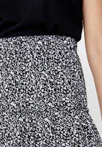PULL&BEAR - Maxi skirt - black - 3