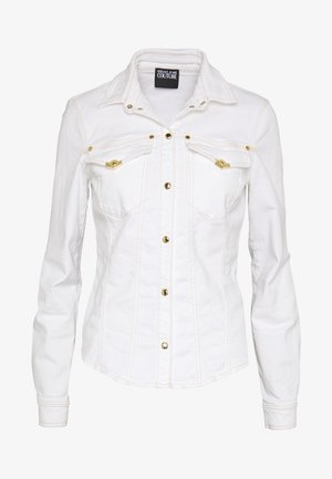 LADY - Button-down blouse - bianco ottico