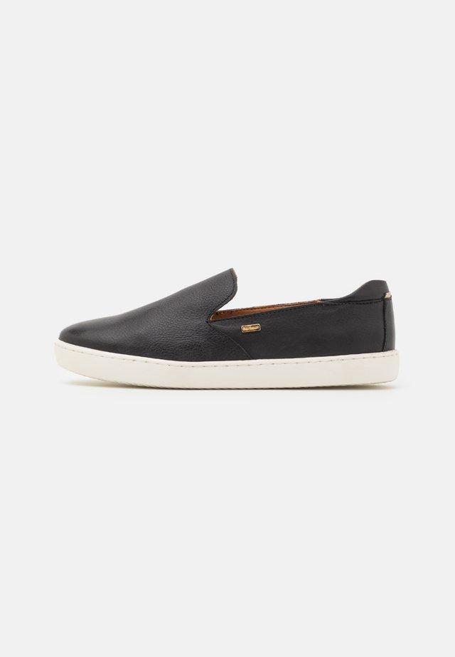 SYDNEY - Sneakers laag - black