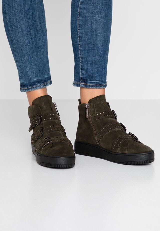 Boots à talons - kakhi