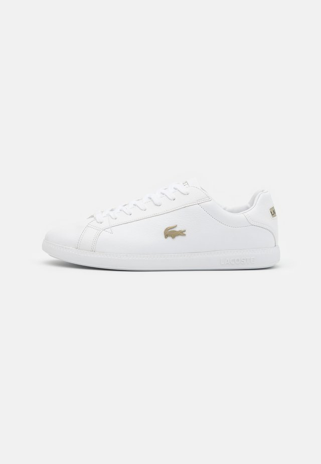 GRADUATE - Trainers - white