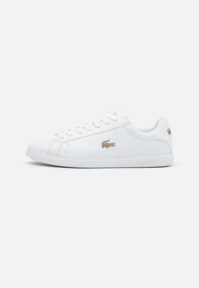 GRADUATE - Sneakers basse - white