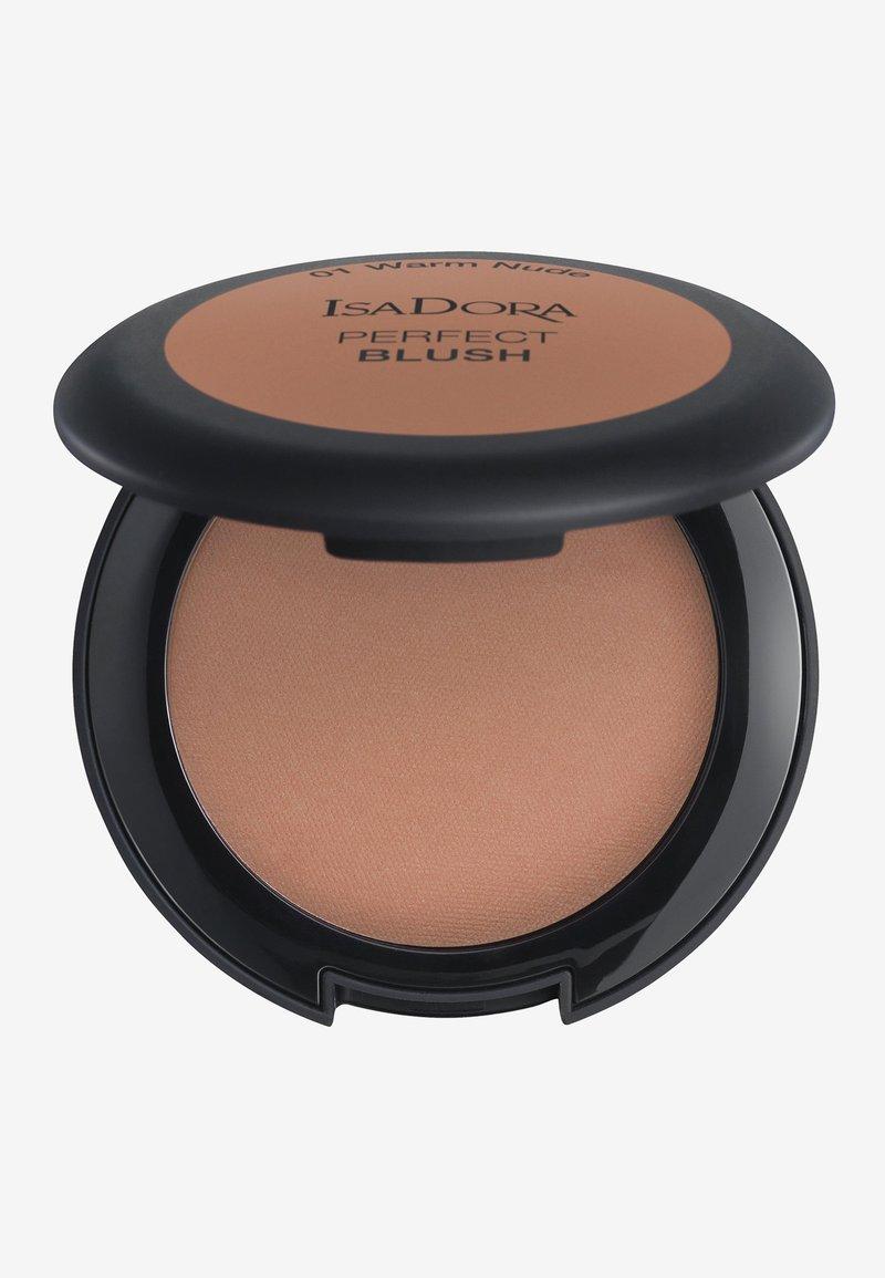 IsaDora - PERFECT BLUSH - Blusher - warm nude