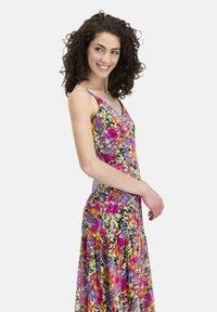 Nicowa - FLONIWA - Maxi dress - mehrfarbig - 3
