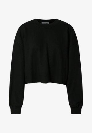 RENATA - Sweatshirt - schwarz