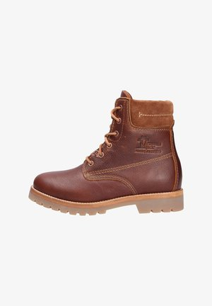 Lace-up ankle boots - cuerobark