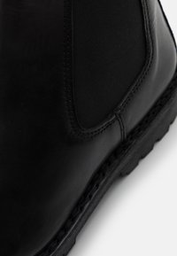 Selected Homme - SLHRICKY CHELSEA BOOT - Korte laarzen - black - 5
