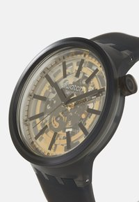 Swatch - DARK TASTE - Watch - black - 3
