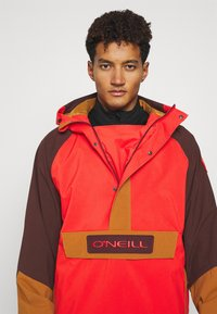 O'Neill - ORIGINAL ANORAK - Hardshell jacket - fiery red - 3