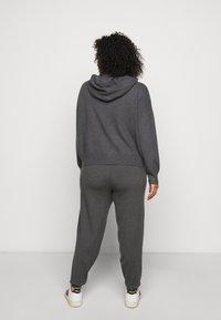 Even&Odd Curvy - Sweatshirt - dark grey - 3