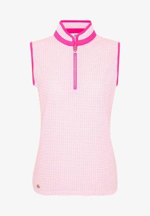 TALIA - Printtipaita - hot pink