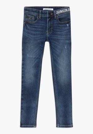 DESTROY - Jeans Skinny Fit - blue