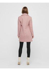 ONLY - Classic coat - burlwood - 2