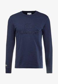 Lacoste - T-shirt à manches longues - navy blue - 3