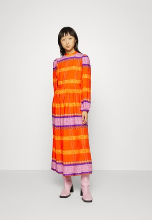 CASA STRIPE DRESS - Day dress - multi