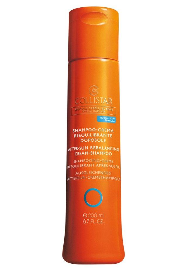 AFTER-SUN REBALANCING CREAM-SHAMPOO - Shampoo - -