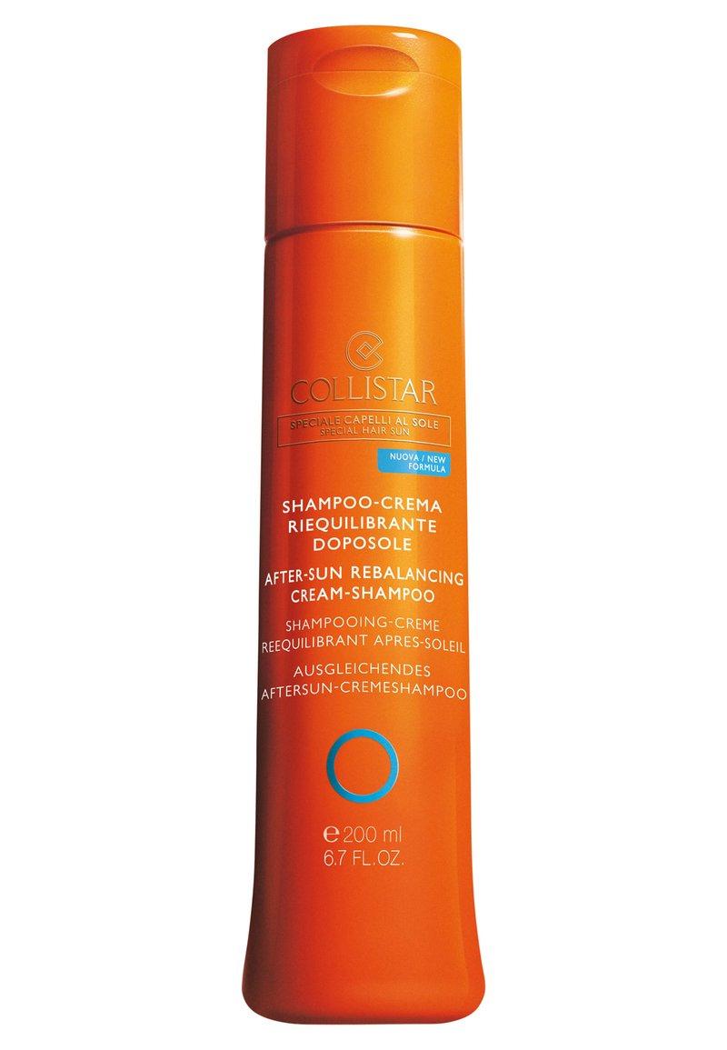 Collistar - AFTER-SUN REBALANCING CREAM-SHAMPOO - Shampoo - -