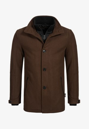 MÄNTEL BRITTANY - Light jacket - dark brown