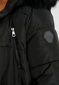 ONLY Carmakoma - CARRHODA WINTER COAT - Winter coat - black - 5