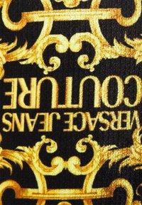 Versace Jeans Couture - Teplákové kalhoty - black - 6