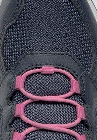 Reebok - ROAD SUPREME 2 ALT SHOES - Neutral running shoes - dark blue/pink - 11