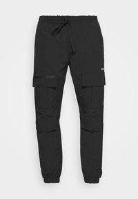 WRSTBHVR - TROUSER HYDRO UNISEX - Cargo trousers - black - 6