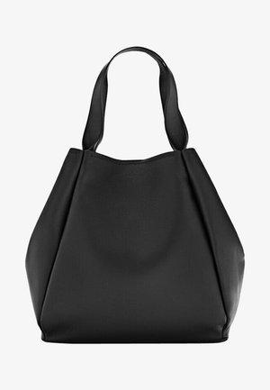MIT MÜNZTÄSCHCHEN - Tote bag - black
