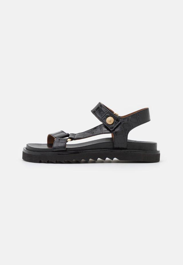 Sandaler - black monterey