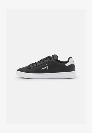 IRIDECENT DETAIL CUPSOLE - Sneakers laag - black