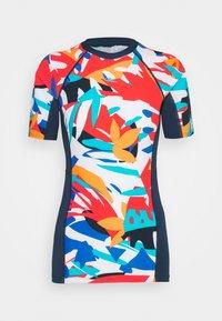 O'Neill - SURU SKIN - Camiseta de lycra/neopreno - blue/red - 0