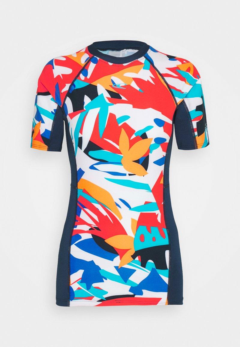 O'Neill - SURU SKIN - Camiseta de lycra/neopreno - blue/red