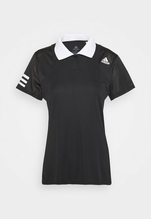 CLUB  - Sports shirt - black/white