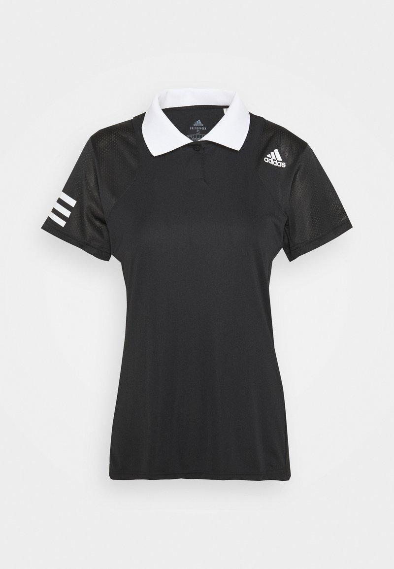 adidas Performance - CLUB TENNIS AEROREADY - Camiseta de deporte - black/white