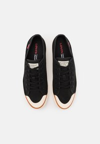 Levi's® - SQUARE - Sneaker low - regular black - 3