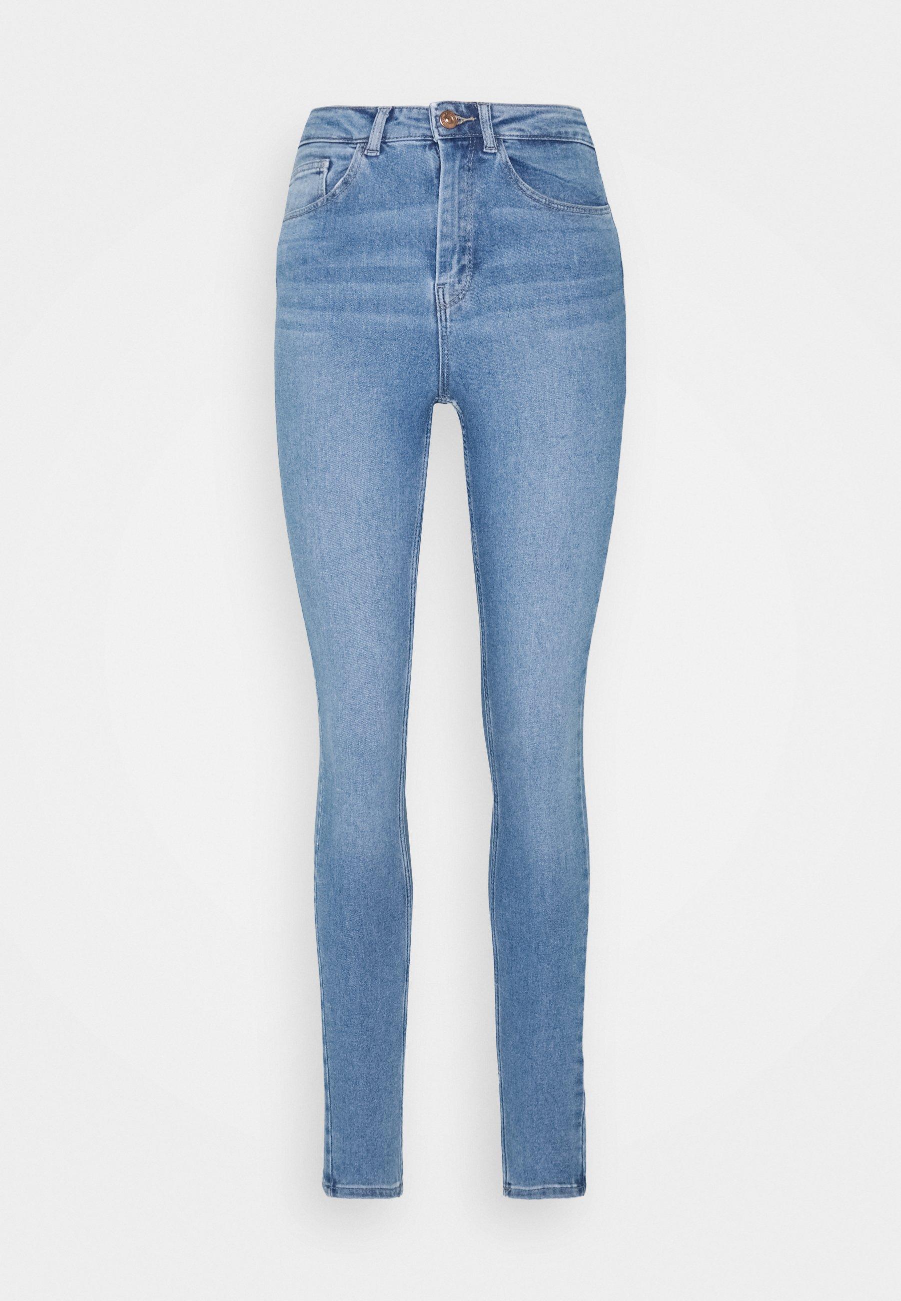 Women PCHIGHFIVE FLEX - Jeans Skinny Fit