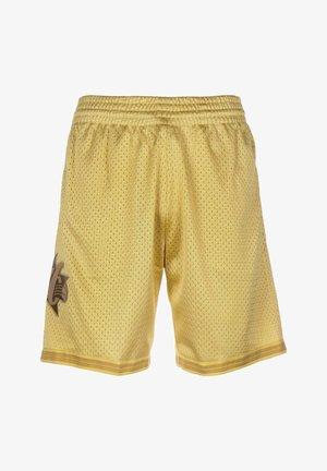 MIDAS SWINGMAN PHILADELPHIA - Sports shorts - metallic gold