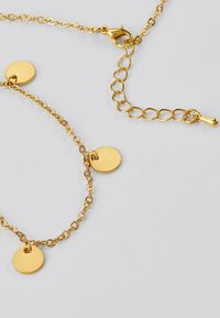 Heideman - KREIS PLÄTTCHEN GEO - Necklace - gold-coloured - 3